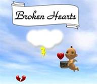 Broken Hearts - Valentine's Day Games