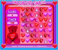 Valentine Smash Valentine's Day Game