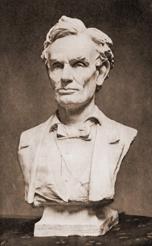 Lincoln Bust 84