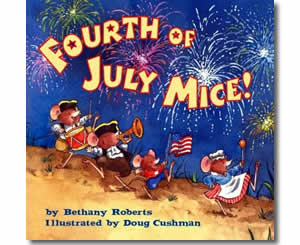 Fourth of July Mice - Fun Fourth of July Books for Kids