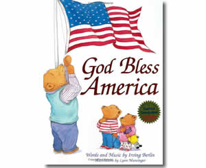 God Bless America - Fun Fourth of July Books for Kids