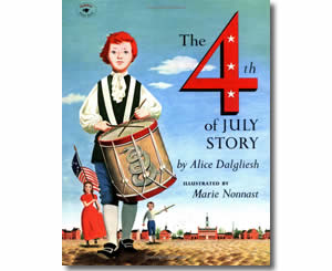 The Fourth of July Story - Fun Fourth of July Books for Kids