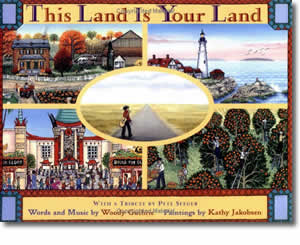 This Land Is Your Land - Fun Fourth of July Books for Kids