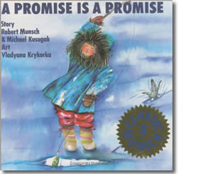 A Promise is a Promise - Alaska Books for Kids