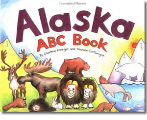 Alaska ABC Book - Alaska Books for Kids