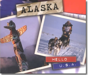 Alaska Hello - Alaska Books for Kids