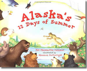 Alaska's 12 Days of Summer - Alaska Books for Kids