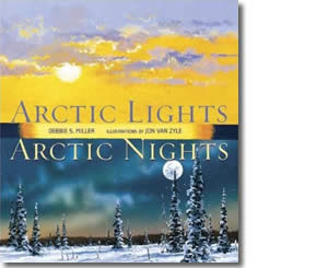 Arctic Lights, Arctic Nights - Alaska Books for Kids