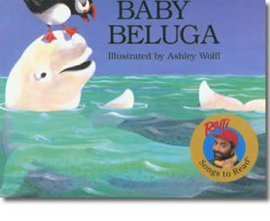 Baby Beluga - Alaska Books for Kids