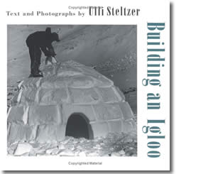 Building an Igloo - Alaska Books for Kids