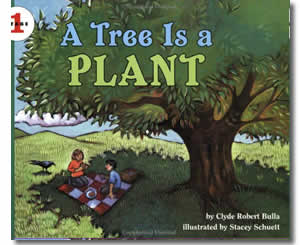 A Tree is a Plant- Arbor Day Books for Kids