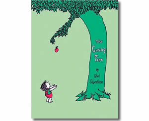 The Giving Tree - Arbor Day Books for Kids