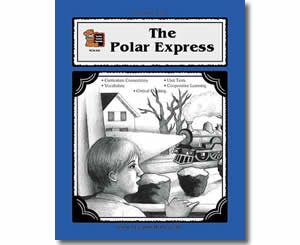 Christmas Books for kids - A Guide for Using The Polar Express in the Classroom