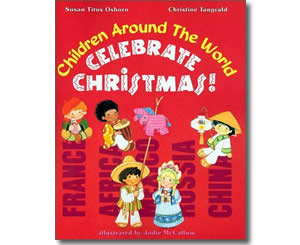 Christmas Books for kids - Children Around the World Celebrate Christmas
