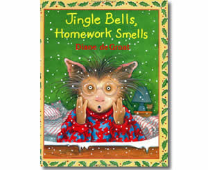 Christmas Books for kids - Jingle Bells, Homework Smells