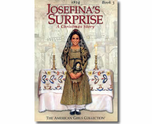 Christmas Books for kids - Josefina's Surprise - A Christmas Story
