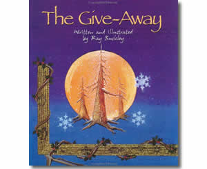 Christmas Books for kids - The Give-Away - A Christmas Story