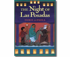 Christmas Books for kids - The Night of Las Posadas - A Christmas Story