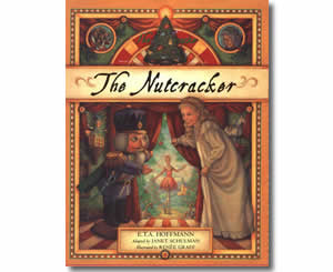 Christmas Books for kids - The Nutcracker - A Christmas Story