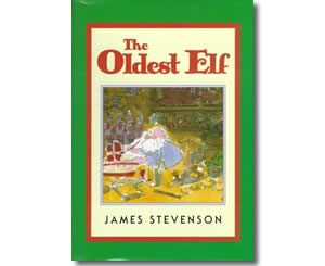 Christmas Books for kids - The Oldest Elf
