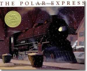 Christmas Books for kids - The Polar Express - A Christmas Story