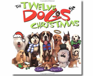 Christmas Books for kids - The Twelve Dogs of Christmas
