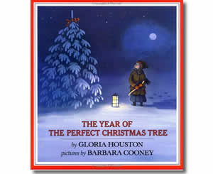 Christmas Books for kids - The Year of the Perfect Christmas Tree - A Christmas Story