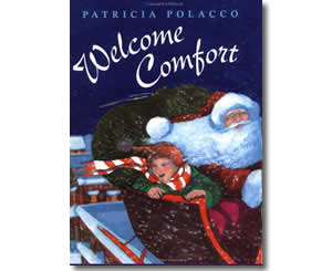 Christmas Books for kids - Welcome Comfort - A Christmas Story