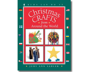 Christmas Books for kids - Christmas Crafts from Around the World