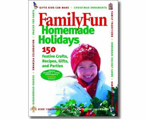 Christmas Books for kids - Family Fun Homemade Holidays
