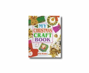 Christmas Books for kids - My Christmas Craft Book