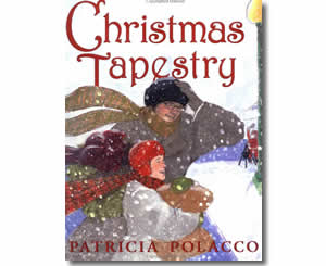 Religious Christian Christmas Books for kids - Christmas Tapestry