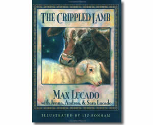 Religious Christian Christmas Books for kids - The Crippled Lamb