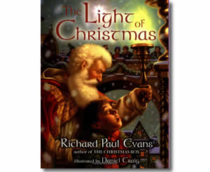 Religious Christian Christmas Books for kids - The Light of Christmas