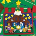Kids religious christian christmas crafts nativity for Christian christmas crafts for preschoolers