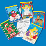 Holiday Activity Pads Stocking Stuffer