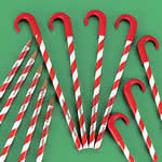 Candy Cane Pens