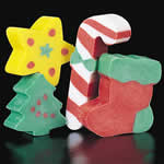 Holiday Erasers Stocking Stuffer