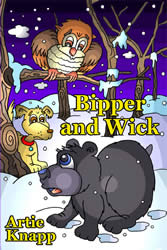 Bipper and Wick by Artie Knapp