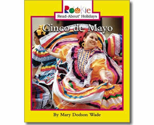 Cinco de Mayo - Cinco de Mayo Books for Kids