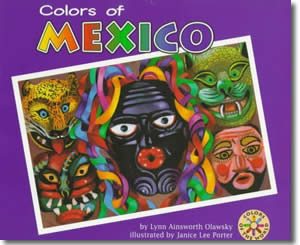 Colors of Mexico  - Cinco de Mayo Books for Kids