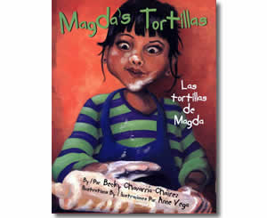 Magda's Tortillas / Las Tortillas De Magda - Cinco de Mayo Books and Mexico Culture for Kids