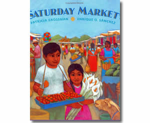 Saturday Market - Cinco de Mayo Books for Kids