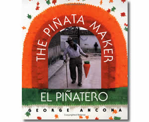 The Pinata Maker - Cinco de Mayo Books for Kids