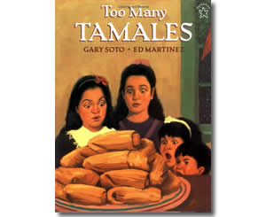 Too Many Tamales - Cinco de Mayo Books for Kids