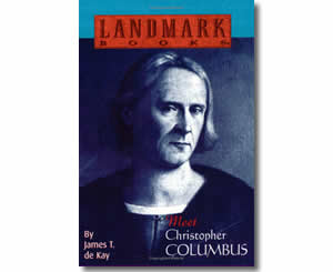 Meet Christopher Columbus - Fun Columbus Day Books for Kids