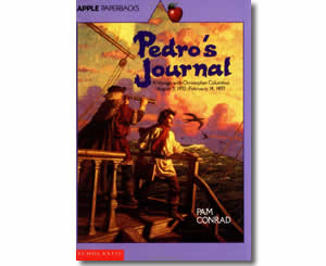 Pedro's Journal - Fun Columbus Day Books for Teachers