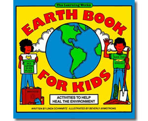 Earth Book for Kids: Activities to Help Heal the Environment - Fun Earth Day Books for Kids