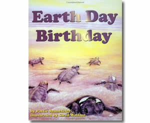 Earth Day Birthday - Fun Earth Day Books for Kids