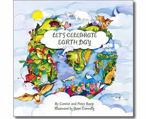 Let's Celebrate Earth Day - Fun Earth Day Books for Kids